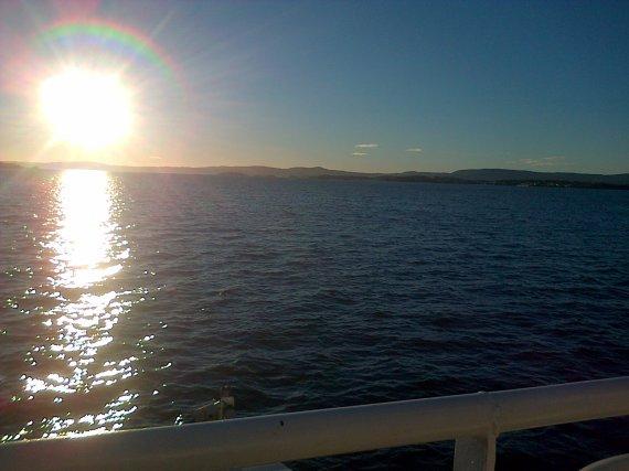 Oslo : sur la mer